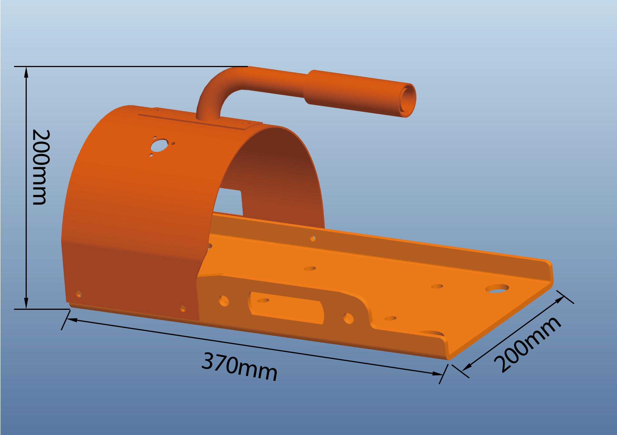 SN4500尺寸图
